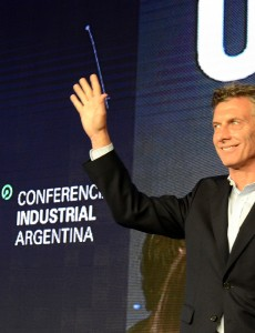 Argentine President Mauricio Macri (Image: Argentine Government, public domain)