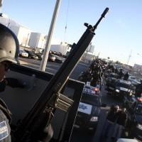 Federal police in Ciudad Juárez, Mexico. (Image: Jesús Villaseca Pérez, CC BY-NC-SA 2.0)