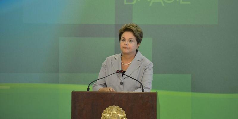 Brazilian President Dilma Rousseff in 2014. (Image: Fabio Rodrigues Pozzebom/Agência Brasil, CC BY 2.0)