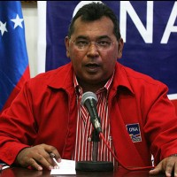 Venezuelan National Guard head Néstor Reverol (Image: Venezuelan Government)