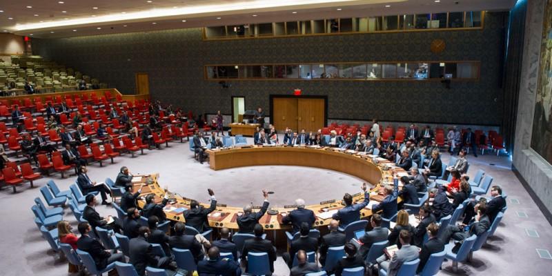 The U.N. Security Council (Image: UN Photo/Amanda Voisard)