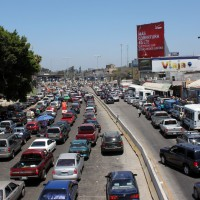 The U.S.-Mexico border crossing at Tijuana. (Image: Prayitno, CC BY 2.0)