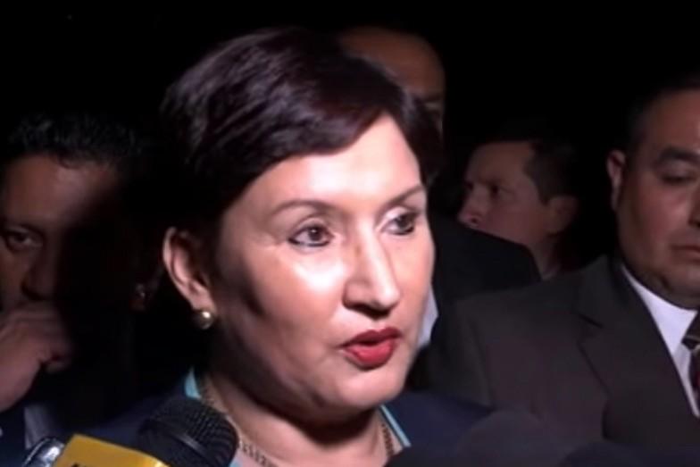 Guatemala Attorney General Thelma Aldana (Image: Canal Antigua, YouTube)