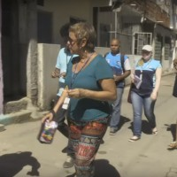 Public health professionals working to combat the Zika virus in Brazil. (Image: Youtube)
