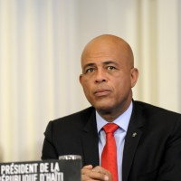 Michel Martelly, who stepped down Sunday as President of Haiti. (Image: Organization of American States, CC BY-NC-ND 2.0)