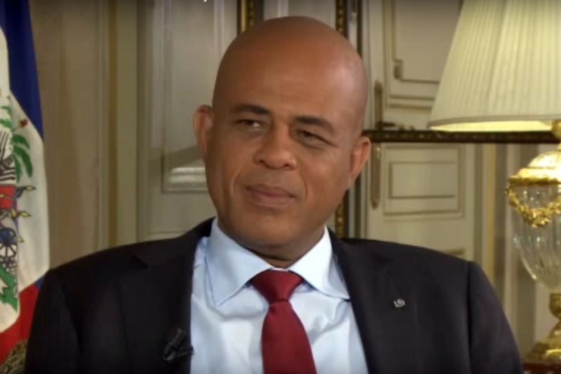 Haiti Opposition Rejects Martelly's Plan for Interim ...