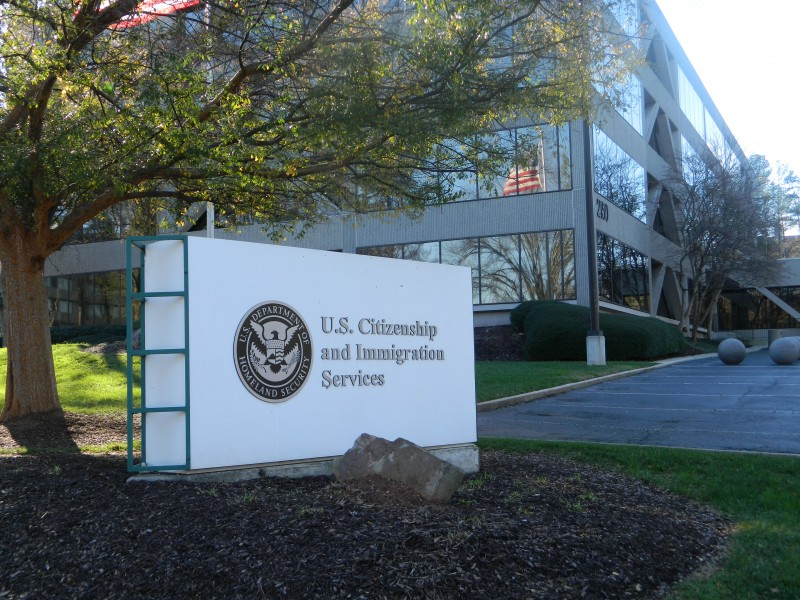 U.S. Citizenship and Immigration Services in  DeKalb County, Georgia. (Image: Wikimedia Commons/Gulbenk, CC BY-SA 3.0)