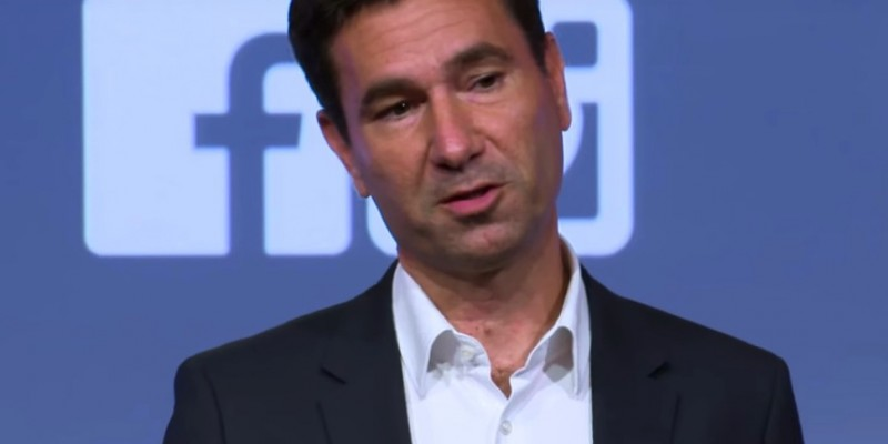 Facebook Vice President for Latin America Operations Diego Dzodan (Image: Festival of Media)