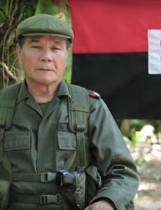 ELN Commander-in-Chief, Nicolás Rodríguez Bautista. (Image: YouTube)