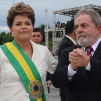 Brazilian President Dilma Rousseff and her predecessor Luiz Inácio Lula da Silva. (Image: Fabio Rodrigues Pozzebom/ABr, CC BY 3.0 BR)