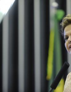 Brazilian President Dilma Rousseff. (Image: Marcos Oliveira/Agência Senado)