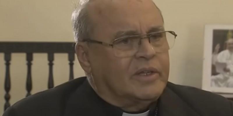 Cardinal Jaime Ortega. (Image: Youtube, screenshot)