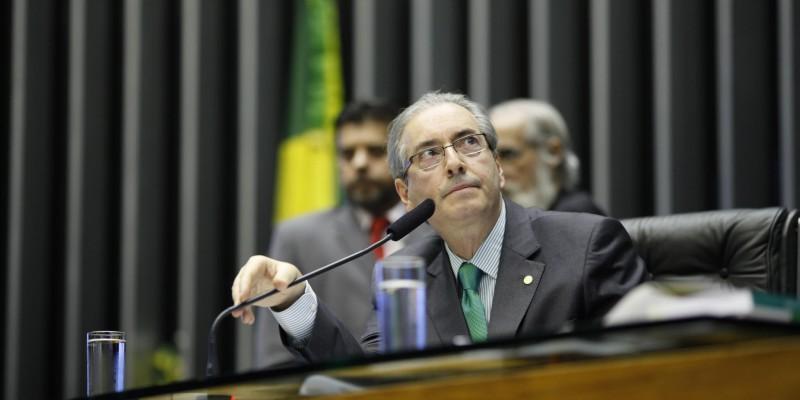 Brazil's Lower House Speaker Eduardo Cunha. (Image: PMDB Nacional)