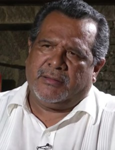 Raúl Mijango, a mediator of El Salvador's controversial 2012 gang truce. (Image: Youtube/Alejandro Muyshondt, screenshot)