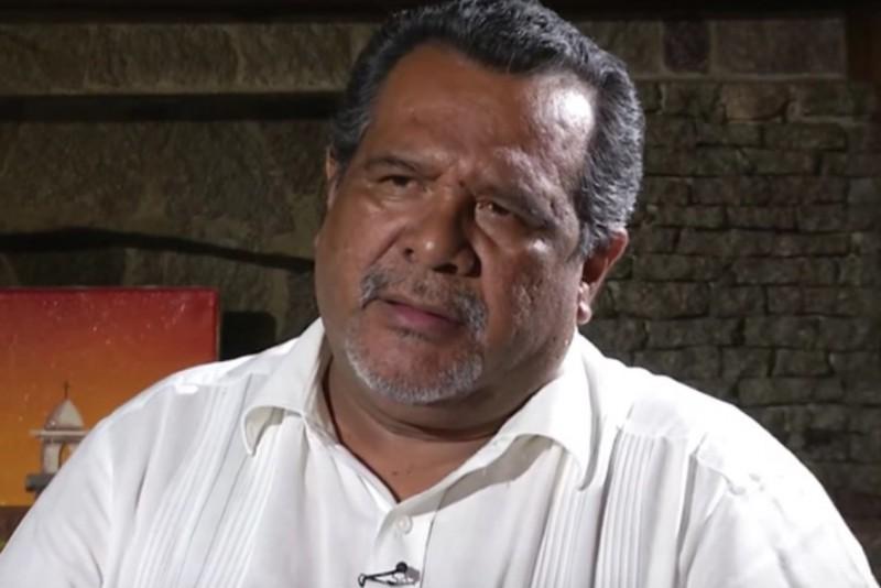 Raúl Mijango, a mediator of El Salvador's controversial 2012 gang truce. (Image: Youtube/Alejandro Muyshondt, screenshot)