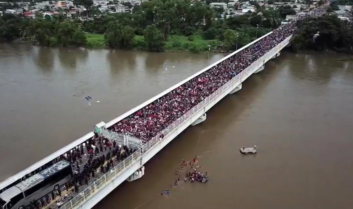 Mexican Authorities Deport Thousands of Hondurans in January - Latin America News Dispatch