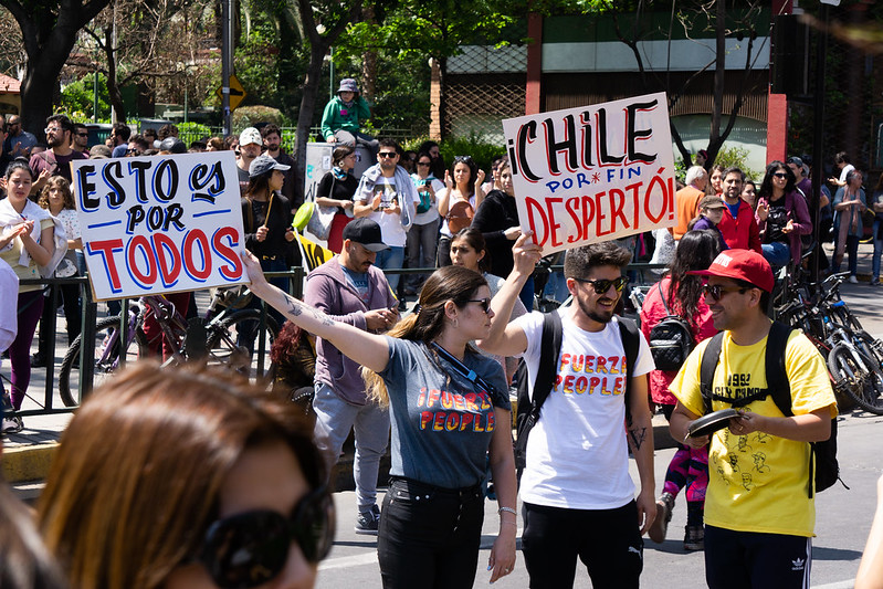 New Safety Measures Passed For Chile's Upcoming Plebiscite