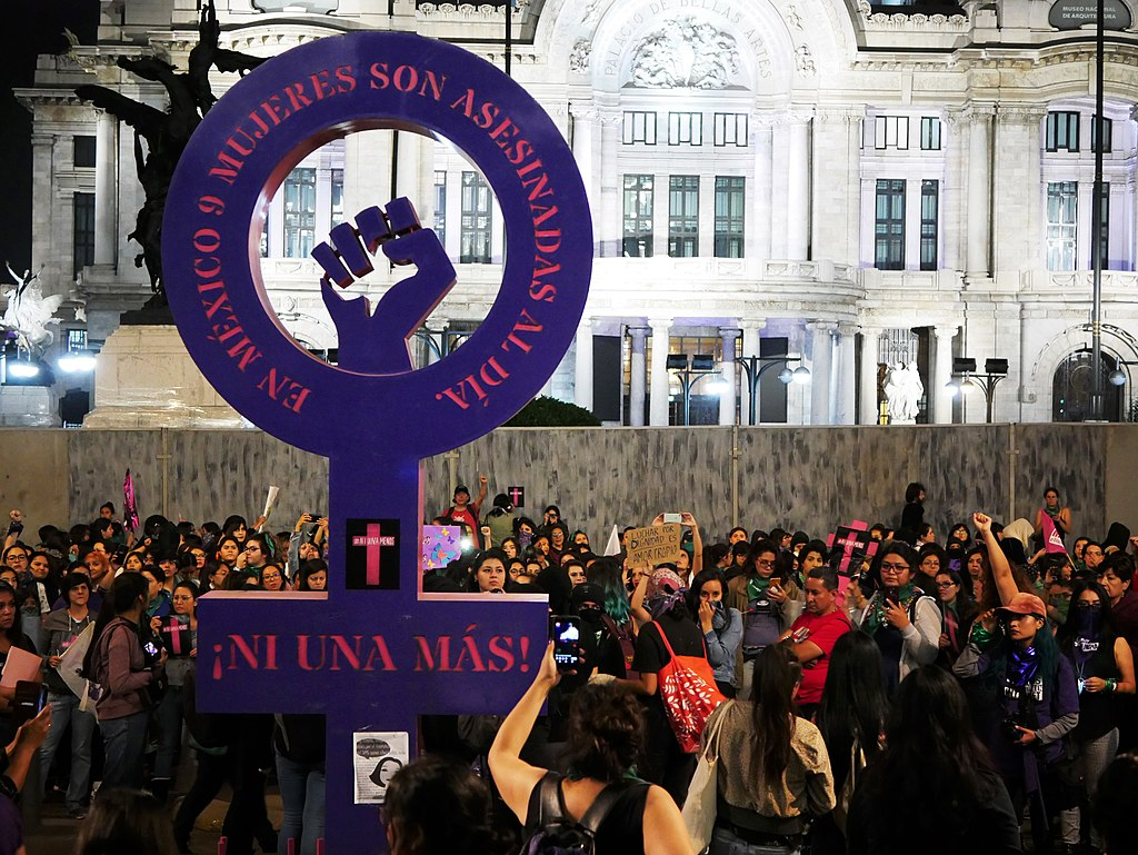 Homicides Decline in Mexico as Femicides Rise