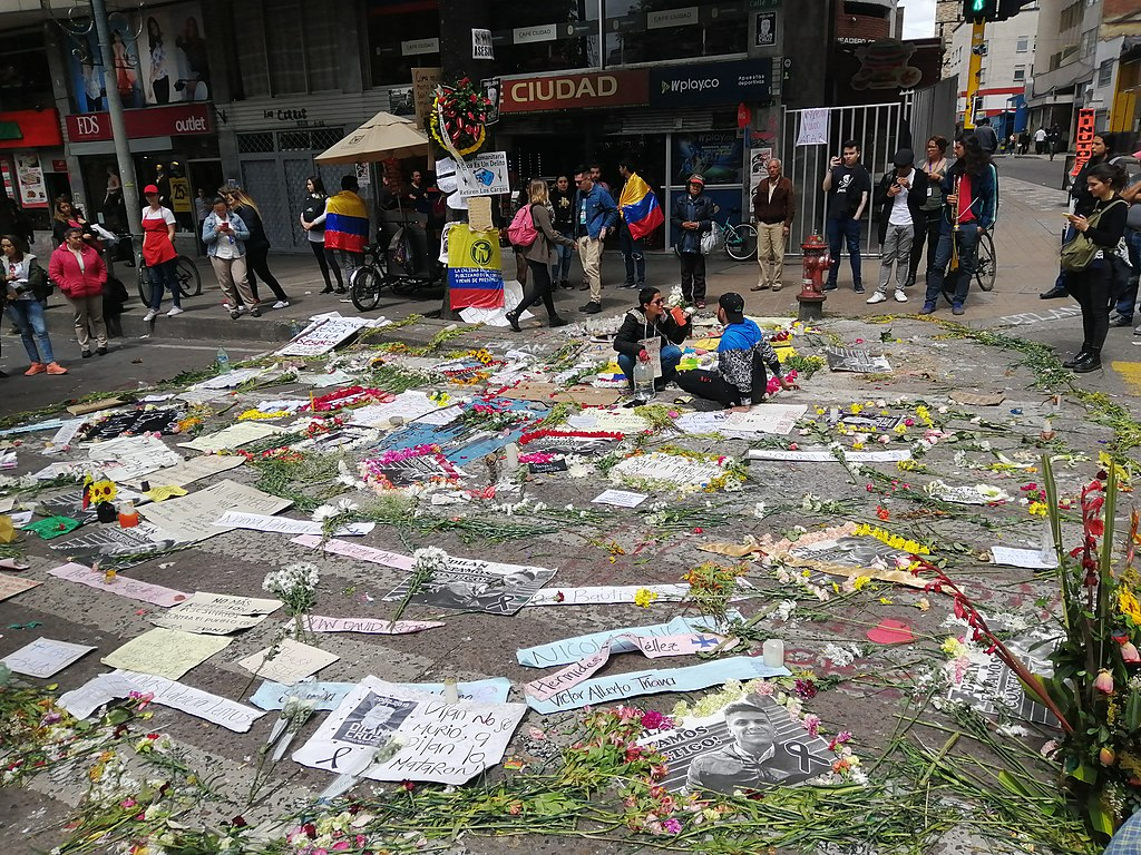 Massacre in Colombia Ahead of Anti-Government Protests Monday