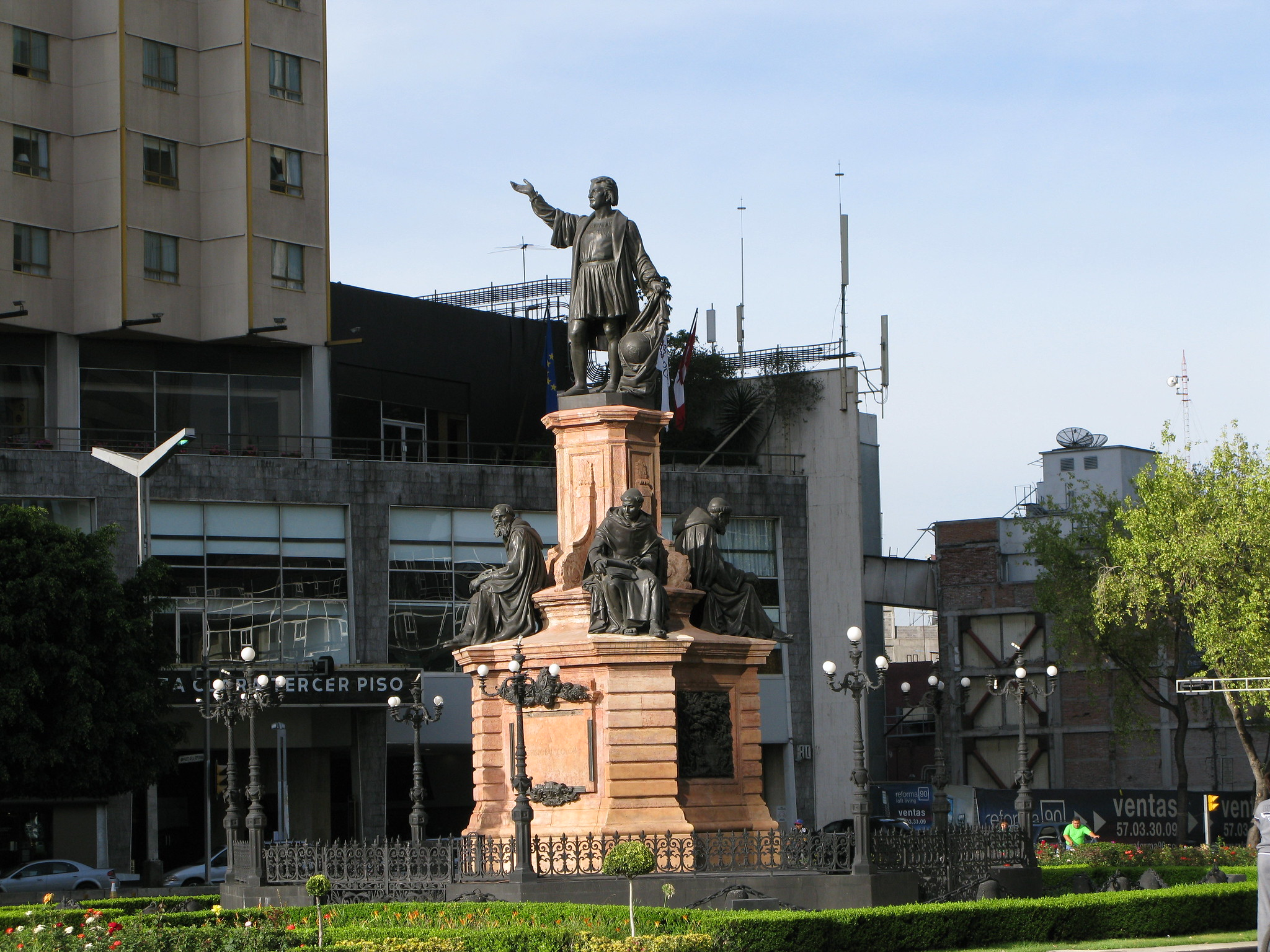 Christopher Columbus (Mexico City)