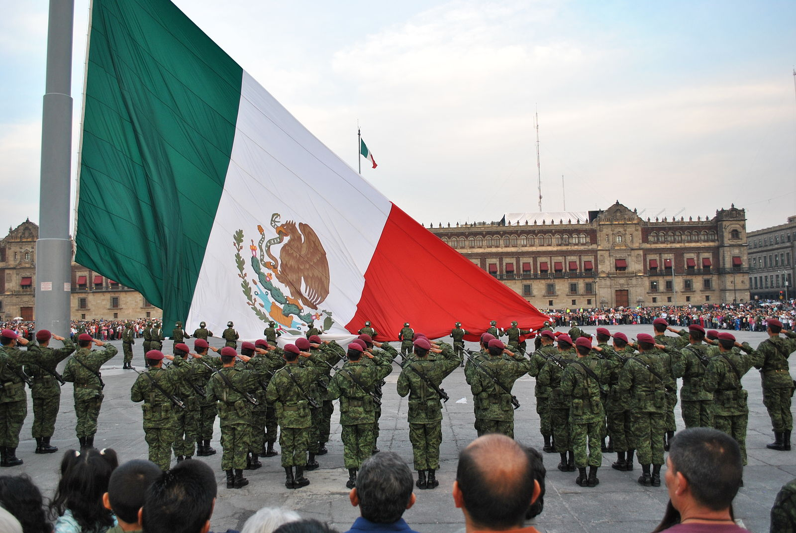 Mexico Failed to Provide Human Rights Training to Armed Forces