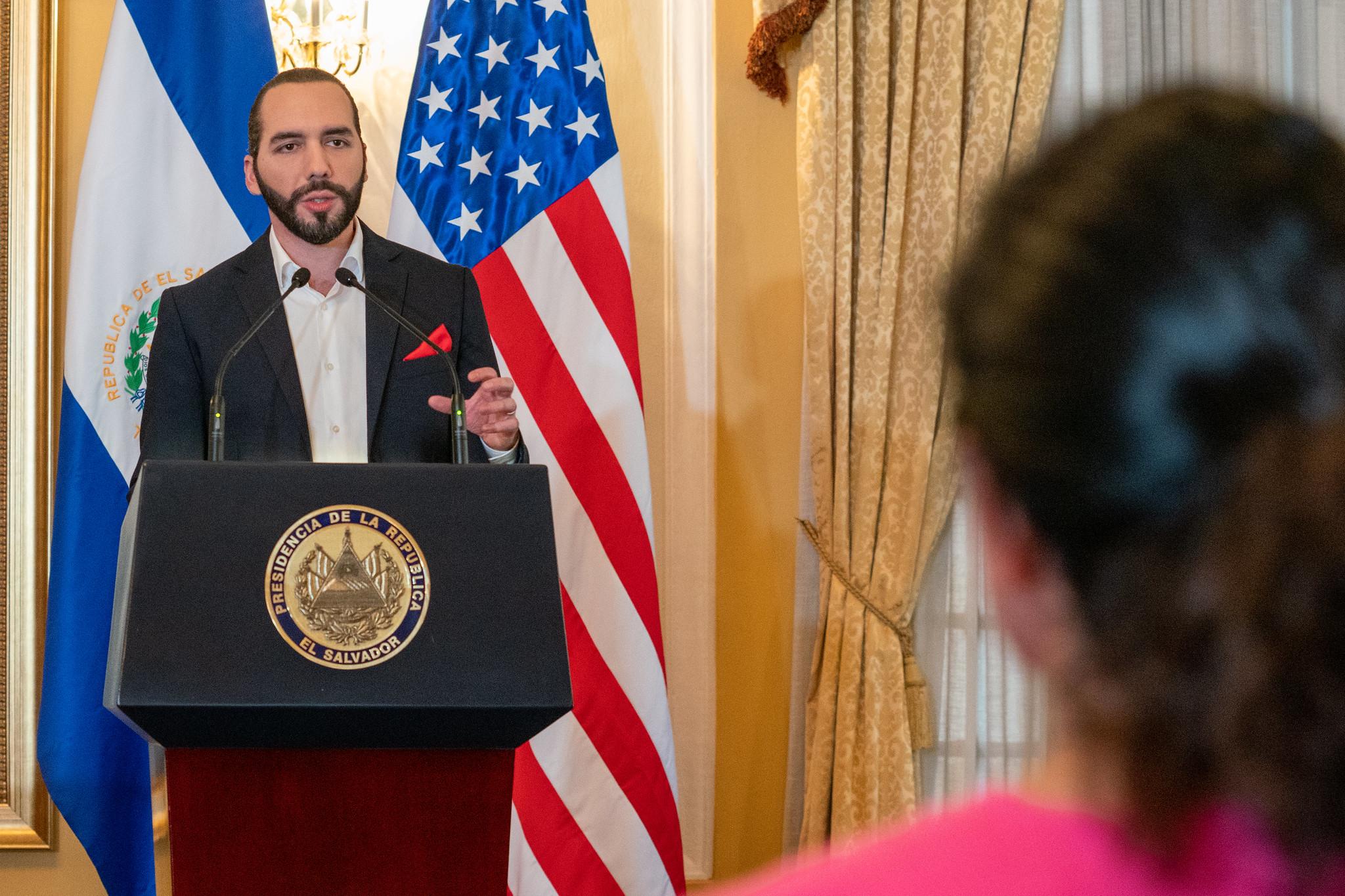 Senior El Salvador Official Resigns Amid Cover-Up Allegations