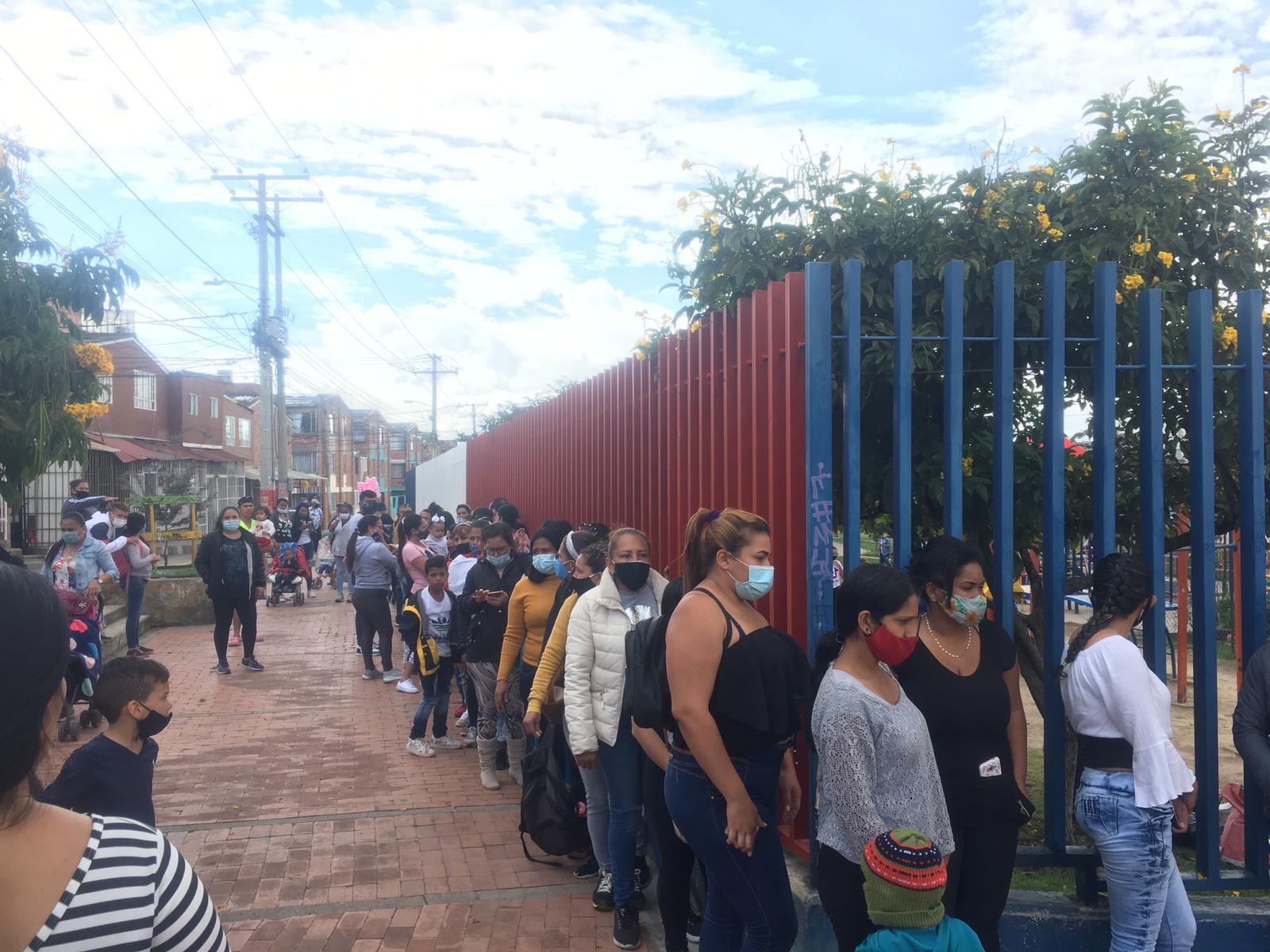 Venezuelan refugees in Colombia organize to streamline international aid